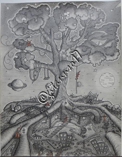arbre aux korrigans