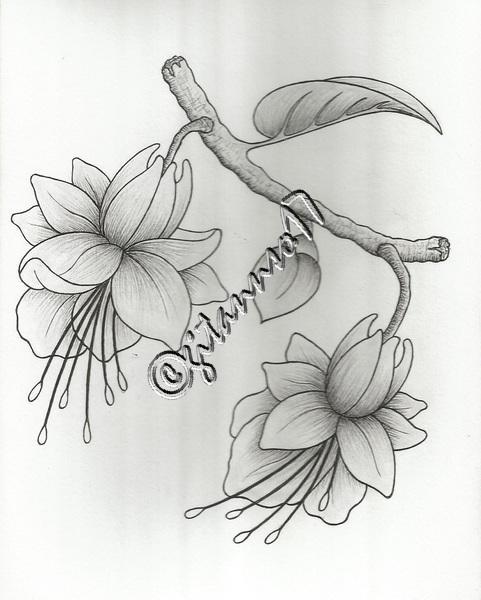 brin de fleurs