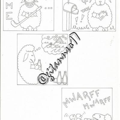 Mouton vs chèvre