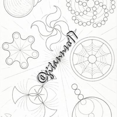 Crop circle et géométrie