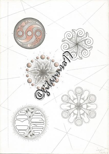 Crop circle et symétrie