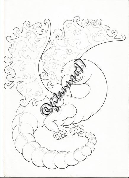 Dragon de l'air