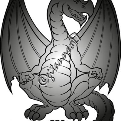 Dragon numérique